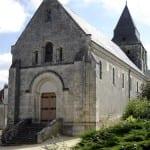 Echemiré - Eglise