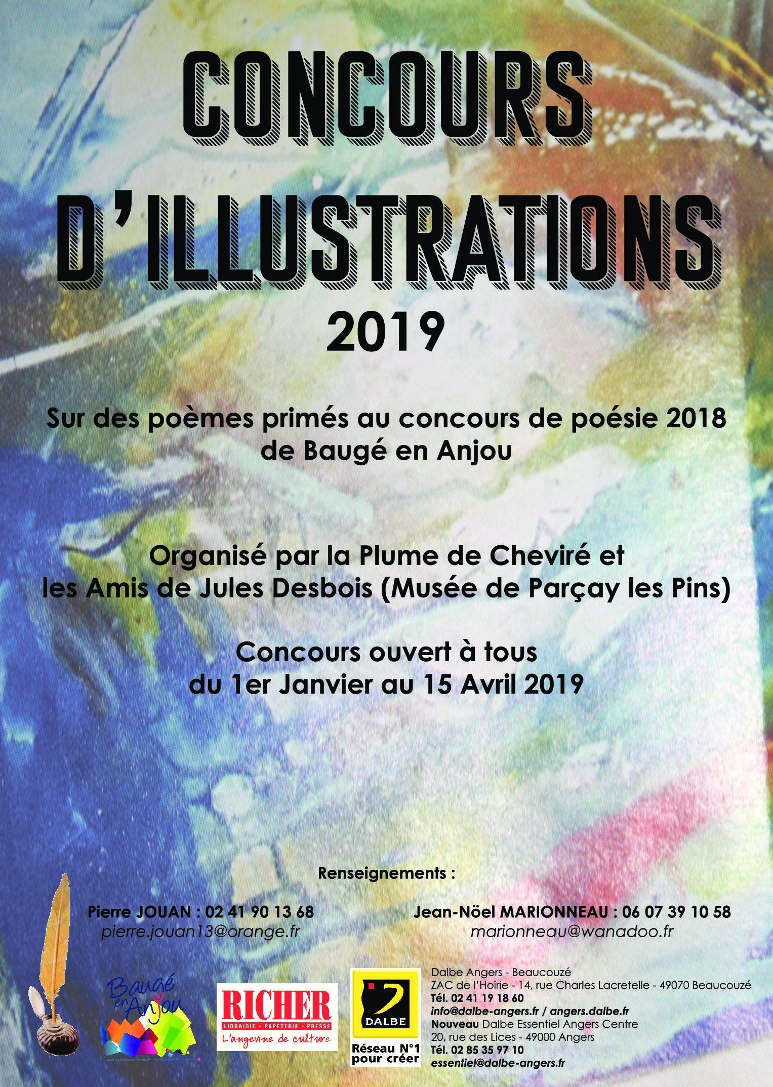 Concours d'illustration 2019