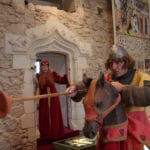 Visite théâtralisée du château