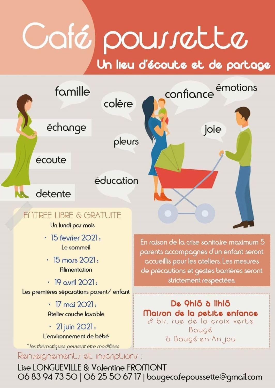 Café Poussette 21 juin
