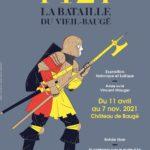 """Exposition """"1421, la bataille du Vieil-Baugé"""""""