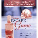 Escape Game à l'Hôtel-Dieu de Baugé